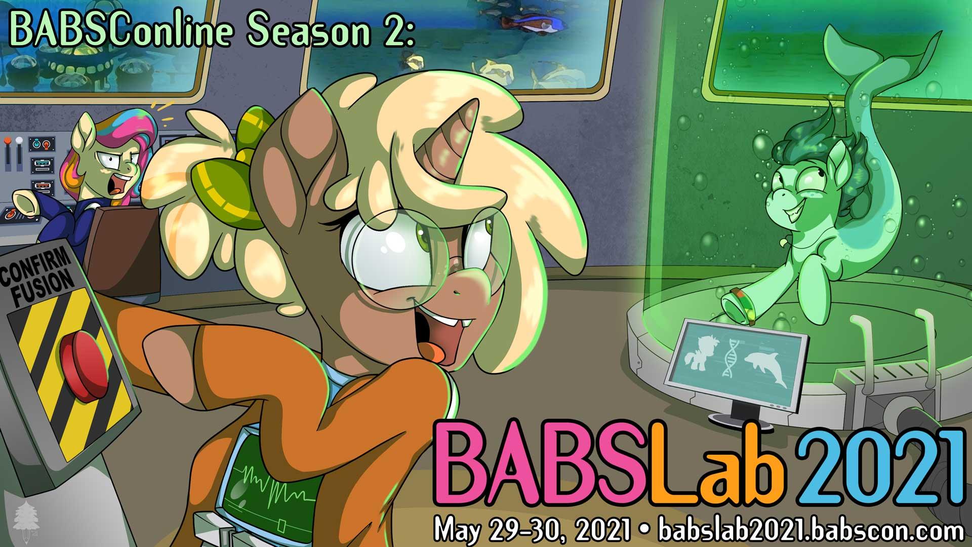 Announcing BABSConline Season 2: BABSLab 2021, May 29–30!